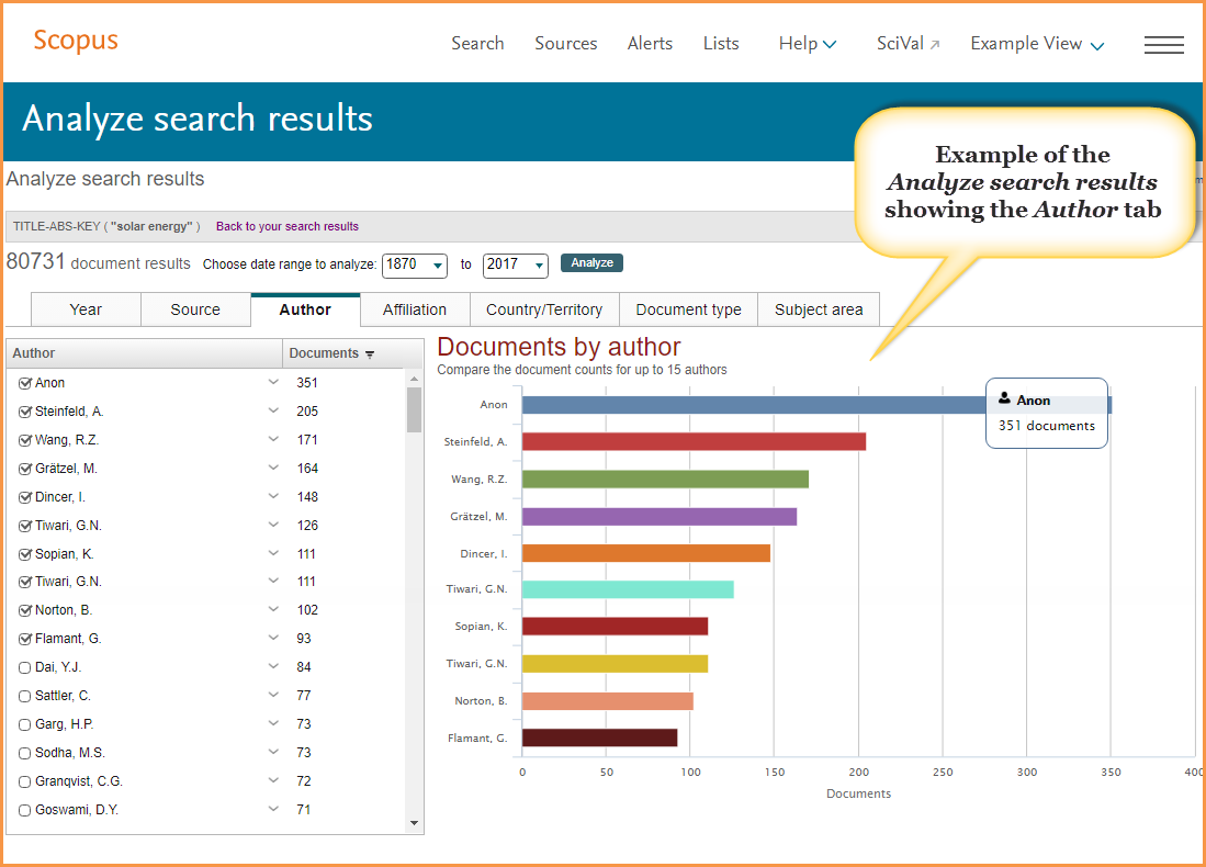 Scopus Tip & Trick: Search smarter, find faster | Elsevier